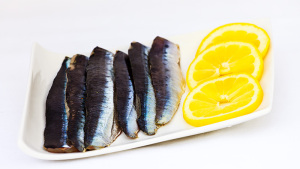 filets de sardine