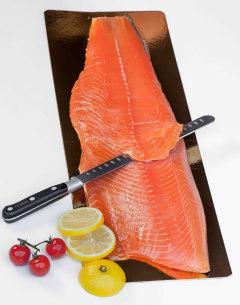 saumon entier